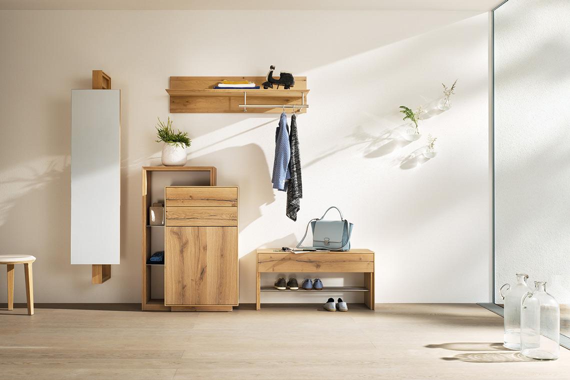 Vorzimmer produkte for Garderobe platzsparend